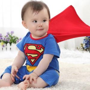 Superman rugdalózó