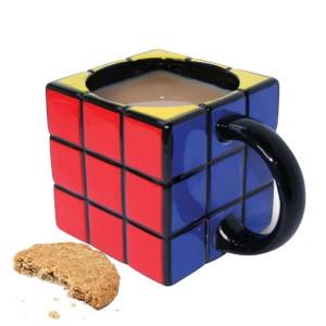 Rubik kocka bögre