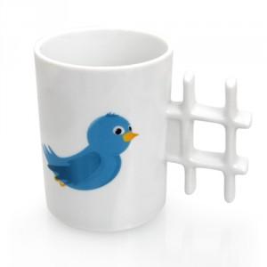 #Twitter bögre#