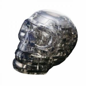 3D kristálykoponya
