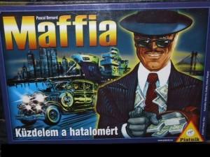 Maffia társasjáték - Küzdelem a hatalomért