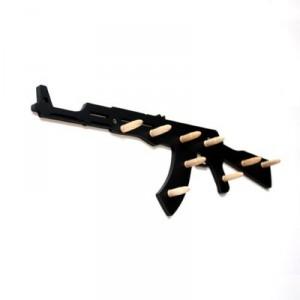AK47-es gépkarabély fogas