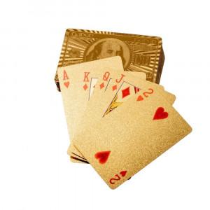 Arany francia kártya