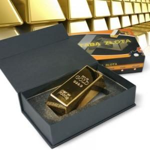 Aranytömb levélnehezéknek
