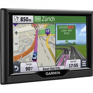 Garmin nüvi 58LMT navigáció (heti bérlés, kölcsönzés)
