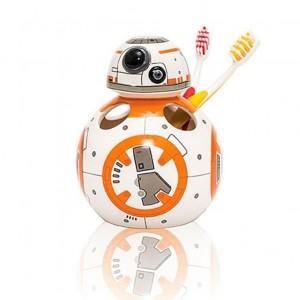 BB-8 fogkefetartó, ceruzatartó