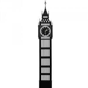 Big Ben falióra