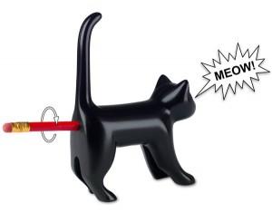 Ceruzahegyező nyávogó macsek