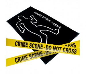 Törölköző - egy gyilkosság helyszíne