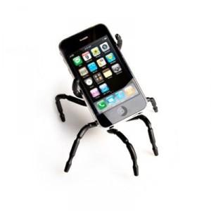 Mobiltartó pók