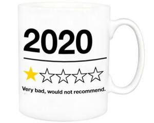 2020 'Nem ajánljuk!'  bögre