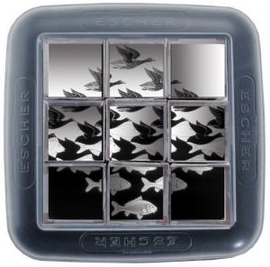Mirrorkal Escher tükrös puzzle