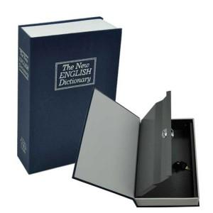 Könyv, ami széf