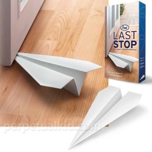 Papírrepülő ajtótámasz