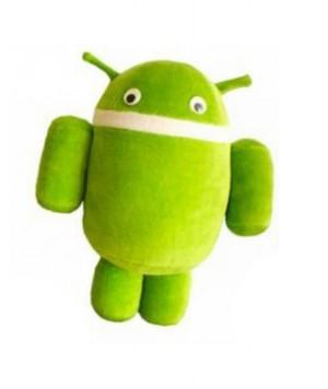 Android plüss robot