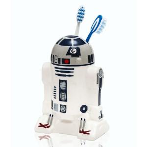 R2D2 fogkefetartó, ceruzatartó