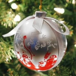 TannenBomb: időzített gerilla karácsonyfadísz