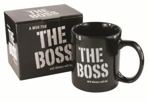 THE BOSS - a főnök bögréje
