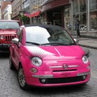 Autó szempilla