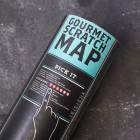 Gourmet kaparós térkép