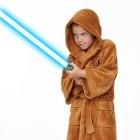 Star Wars gyerek kapucnis fürdőköntös
