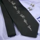 Nyakkendő, utasításokkal