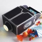 Okostelefon projektor