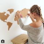 Parafa világtérkép