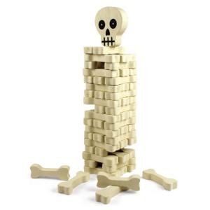 Csontváz Jenga