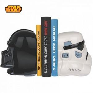 Star Wars porcelán könyvtámasz