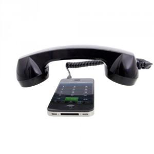 Retro telefonkagyló handset