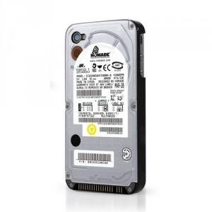 iPhone 4 - Merevlemez tok