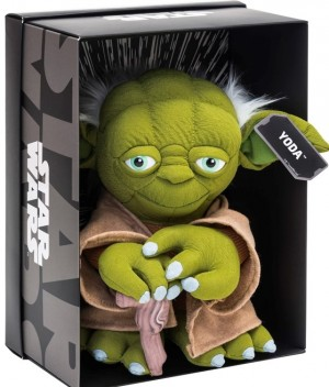 Yoda plüss
