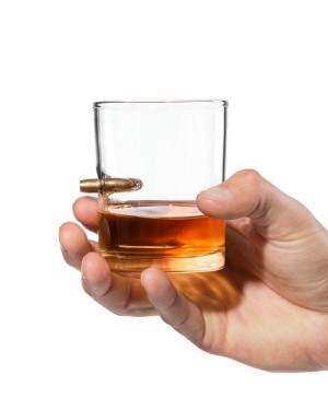 Golyóálló  Whiskys pohár