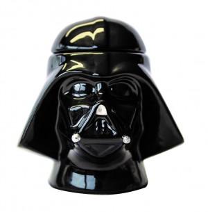 Darth Vader sószóró, lágytojástartó