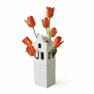 Házikó váza