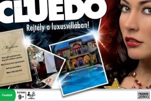 Cluedo - Rejtély a luxusvillában!