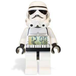 Rohamosztagos (Stormtrooper) LEGO Ébresztőóra