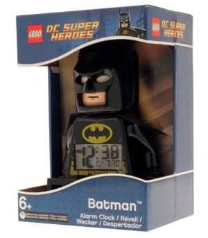 Batman LEGO ébresztőóra