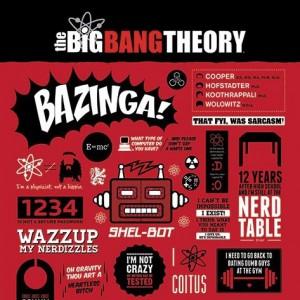 Agymenők infografika, poszter