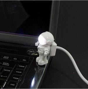 Asztronauta űrhajós USB világítás