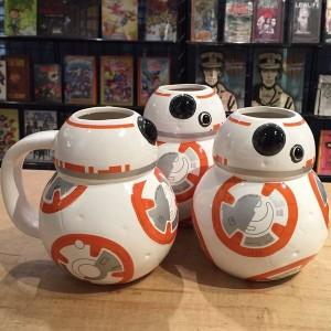 Star Wars 7 BB-8 bögre