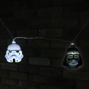 Star Wars karácsonyi égősor
