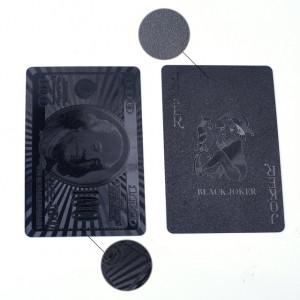 Fekete kártyapakli