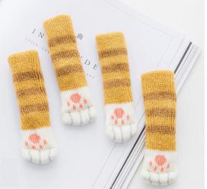 Cicamancs zokni bútorlábra (4 db)