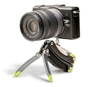 STEADY Multiszerszám, fényképezőgép tartóval