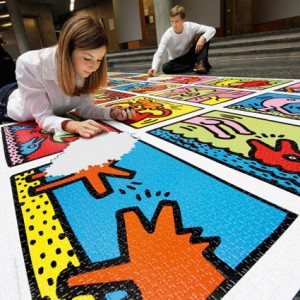 32.256 darabos Guinness rekorder puzzle