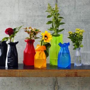 Le Sack hőre formázható váza