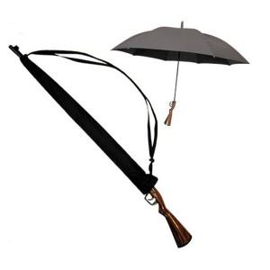 Duplacsövű esernyő