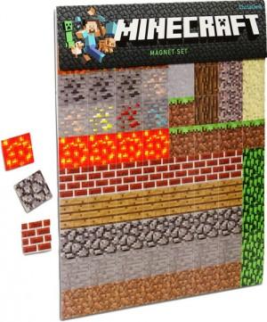 MineCraft hűtőmágnes